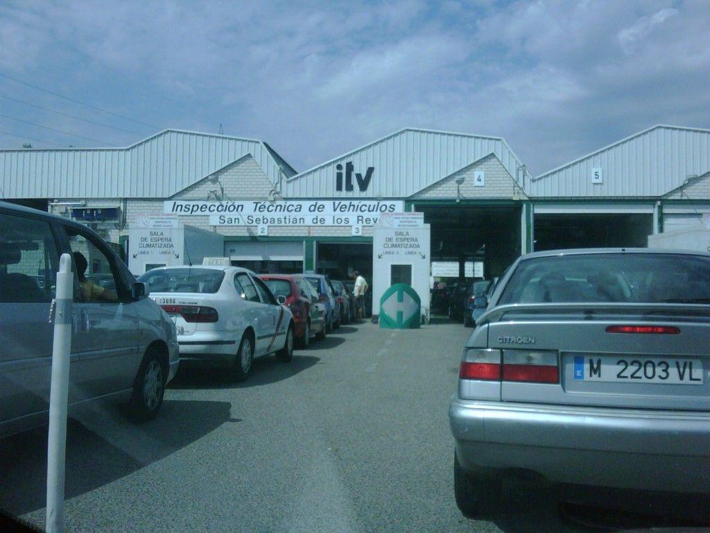 Nueva ITV en Vallecas bajo el auspicio de Ángel Nieto