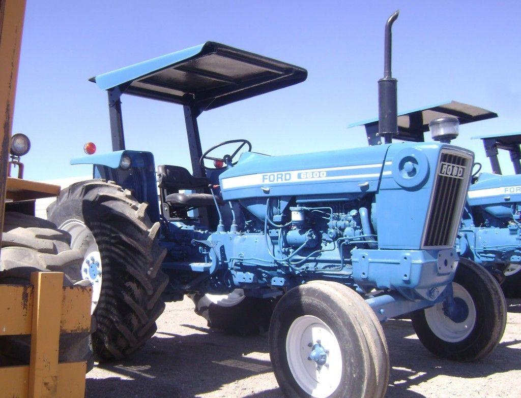 tractor Ford 6600 por $11000 Dlls bfz29-3