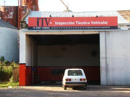 horarios itv: