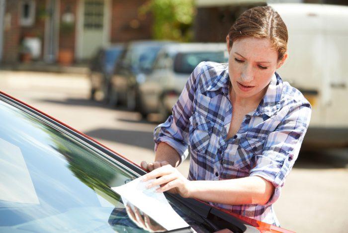 Prescrición de las multas de tráfico