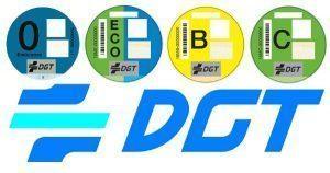 La clasificación de la DGT según las emisiones de CO2 de los coches