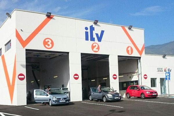 Estación ITV de SGS