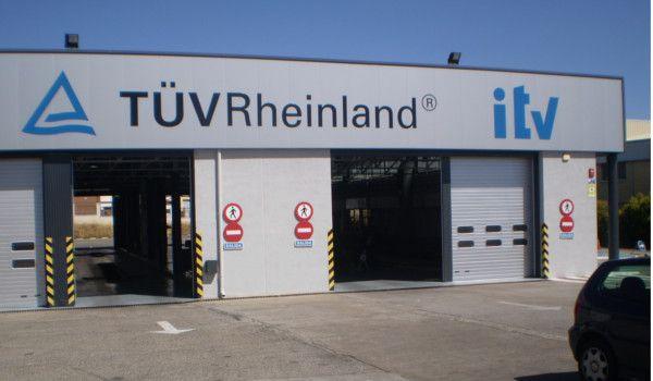Centro ITV de TÜV Rheinland