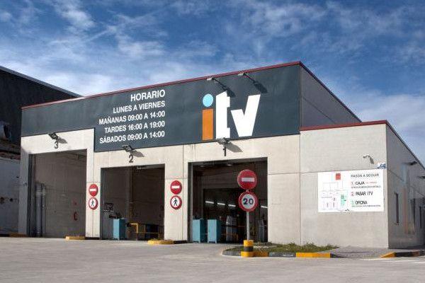 Estación ITV de Itevelesa