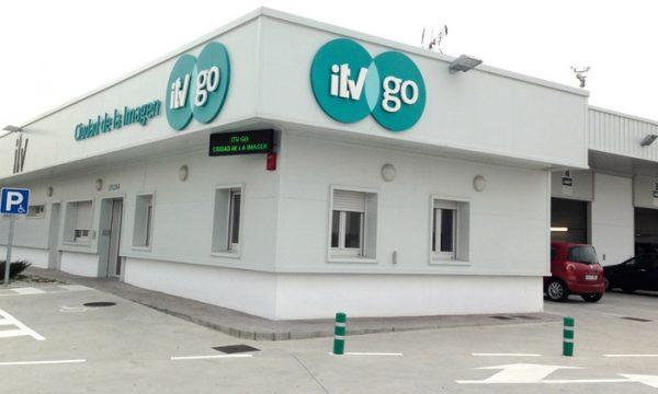 Centro de ITV Go en la Ciudad de la Imagen de Madrid