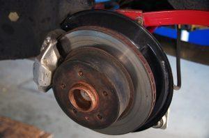 Cuándo cambiar los discos de freno de tu coche